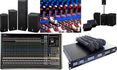 Ses ve Müzik Sistemleri Satış ve Onarımı